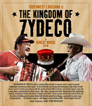 The Kingdom of Zydeco Front Cover